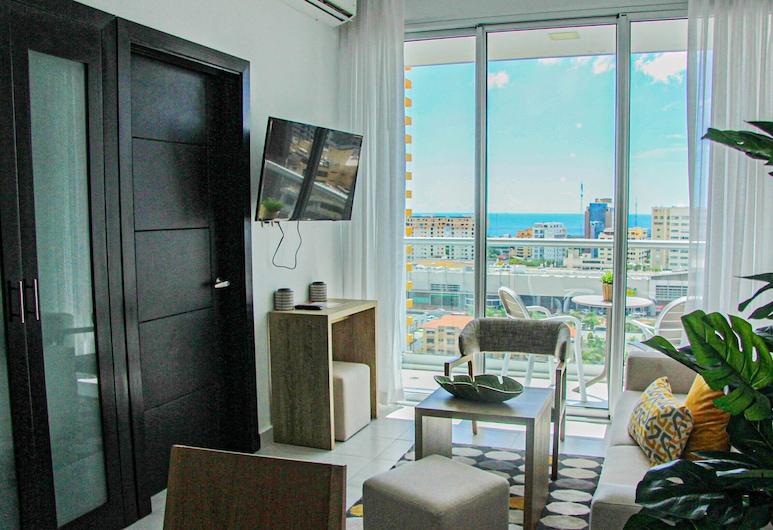 Tower Central - New Luxury - Ocean view, Santo Domingo, Departamento empresarial, Sala de estar
