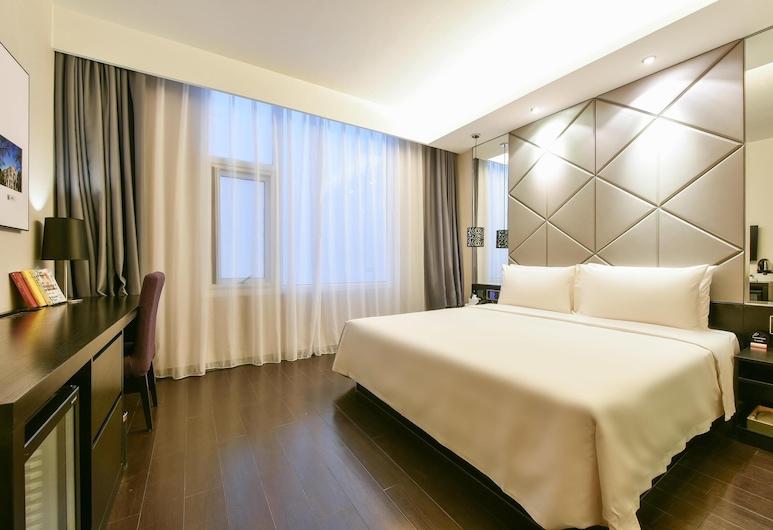 Atour Hotel Beijing Yizhuang Rongjing West Road, Пекін