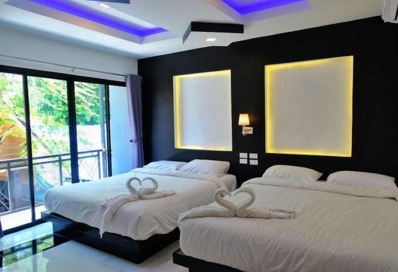 Natthaphon Resort, Kaeng Krachan, Vista dall'hotel
