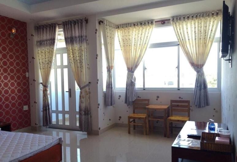 THU Khoi Hotel, My Tho, Vista dall'hotel