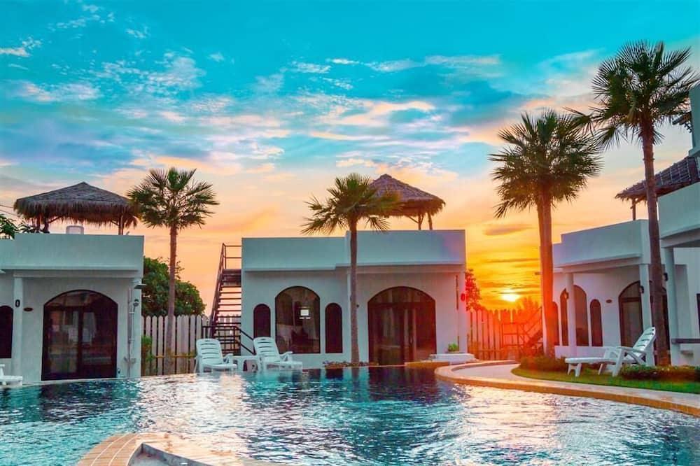 Θέα από το ξενοδοχείο