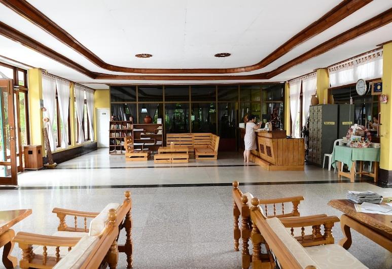 Thante Nyaung U Hotel, Nyaung-U, Lobby
