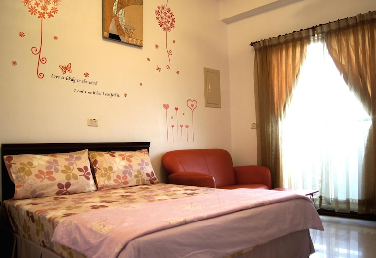 Taitung XD B&B, ไถตง, วิวจากโรงแรม