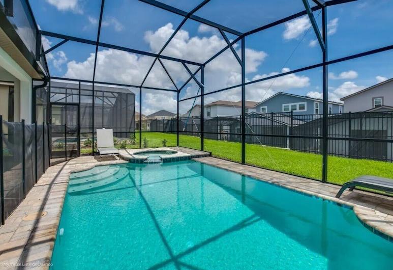House at Solara Resort by Carpediem, Kissimmee, Bazén