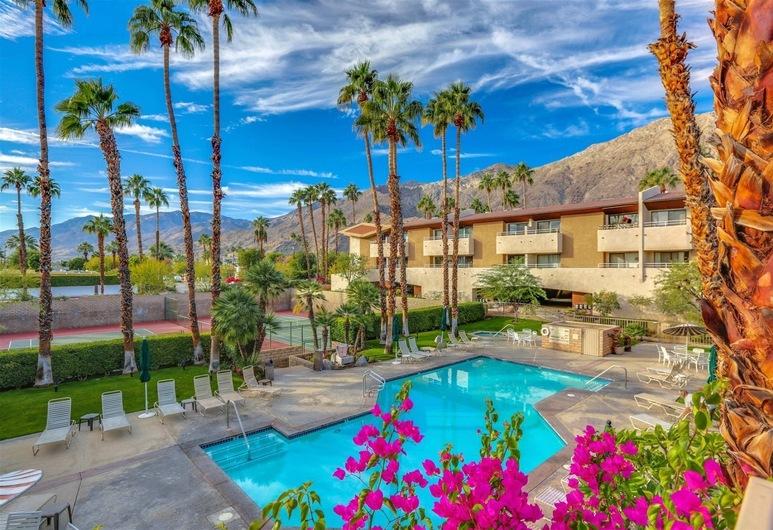 Biarritz B15, Palm Springs, Casa, Piscina