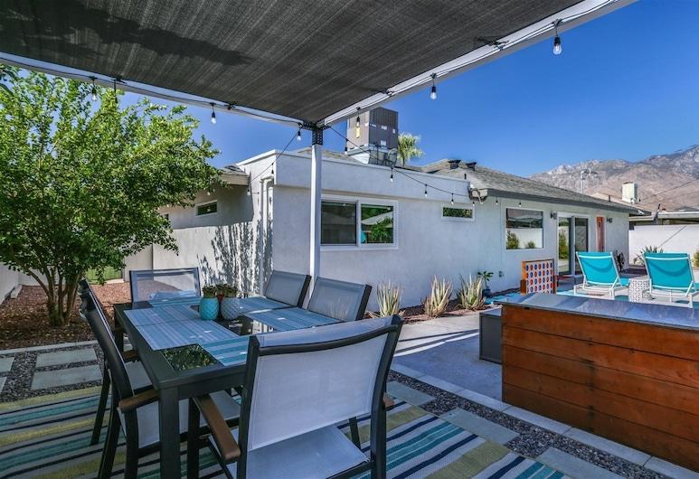 San Antonio, Palm Springs, Casa, Balcón