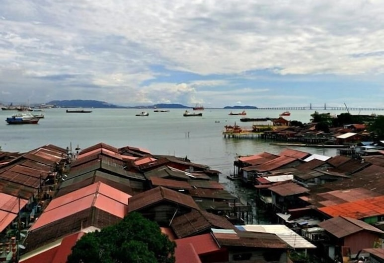 Sim Citystay, George Town, View from Hotel