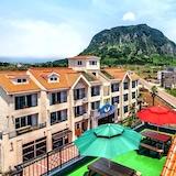 Výhled z hotelu