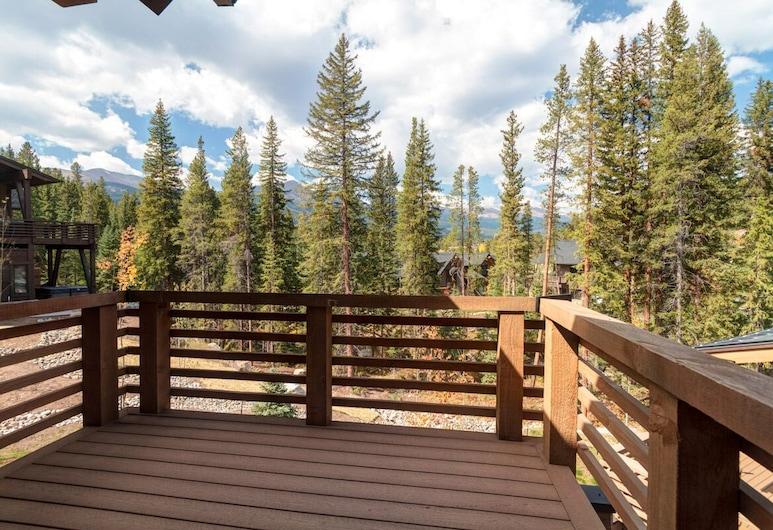 River Park Homes at Breckenridge, Breckenridge, Mountain River Escape, Balcony