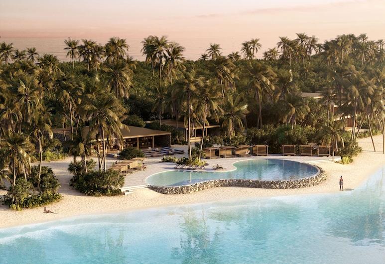 Patina Maldives, Fari Islands, Fari Islands, Façade de l'hôtel