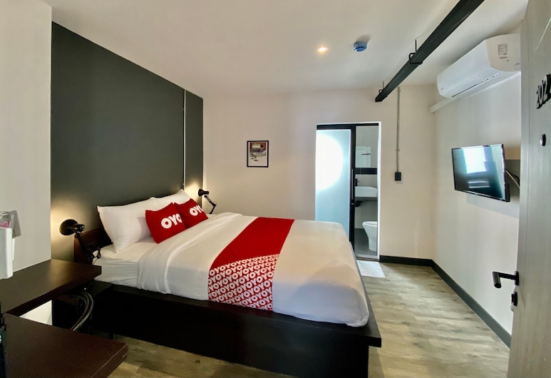 OYO 1086 ZK Hotel, Chiang Mai, Superior Double Room, Guest Room