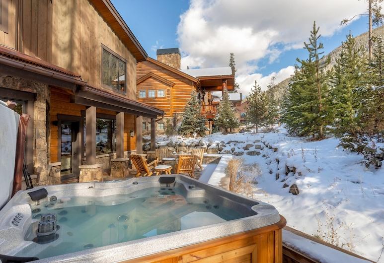 555 Independence Road by Summit County Mountain Retreats, Keystone, Ev, 4 Yatak Odası, Spa