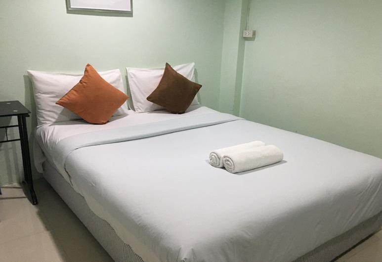 OYO 75377 Check In House, Surat Thani, Basic-herbergi með tvíbreiðu rúmi, Herbergi