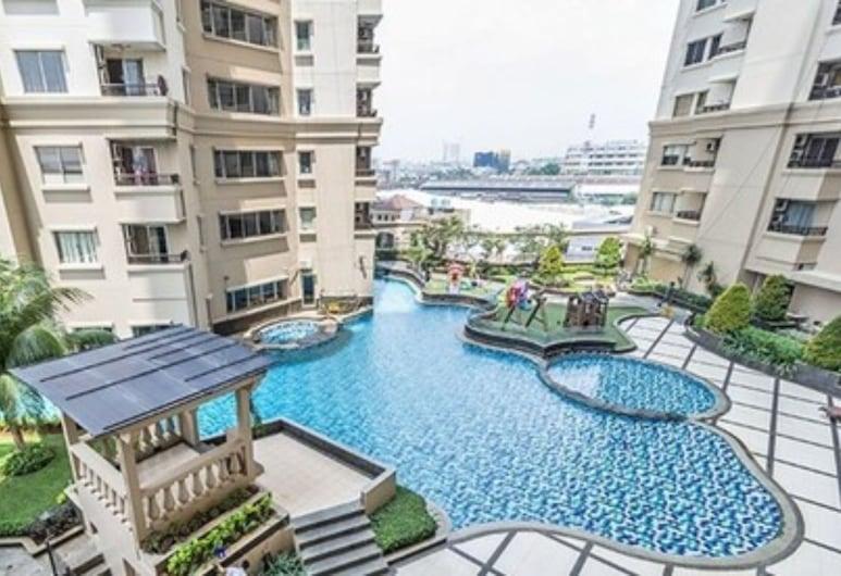 Marina Apartment D Tower by Tama, Jakarta, Sundlaug