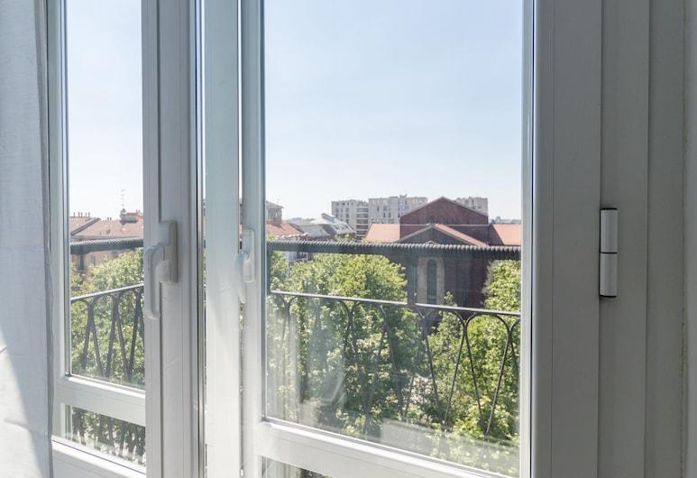 Italianway - Corsica 61, Milano, Huoneisto, 1 makuuhuone, Näkymä huoneesta