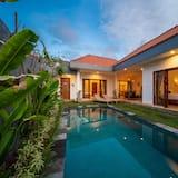 Villa, trīs guļamistabas - Privātais baseins