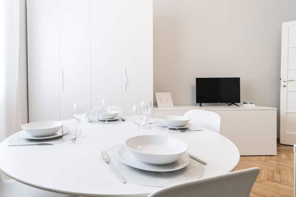 Departamento, 1 habitación (B) - Sala de estar