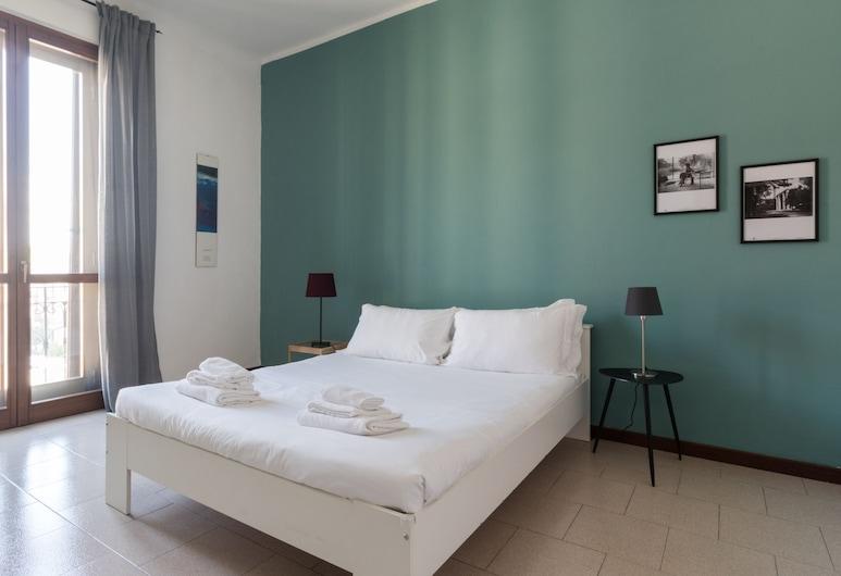 Italianway - Lancetti 33, Milaan, Appartement, 1 slaapkamer, Kamer