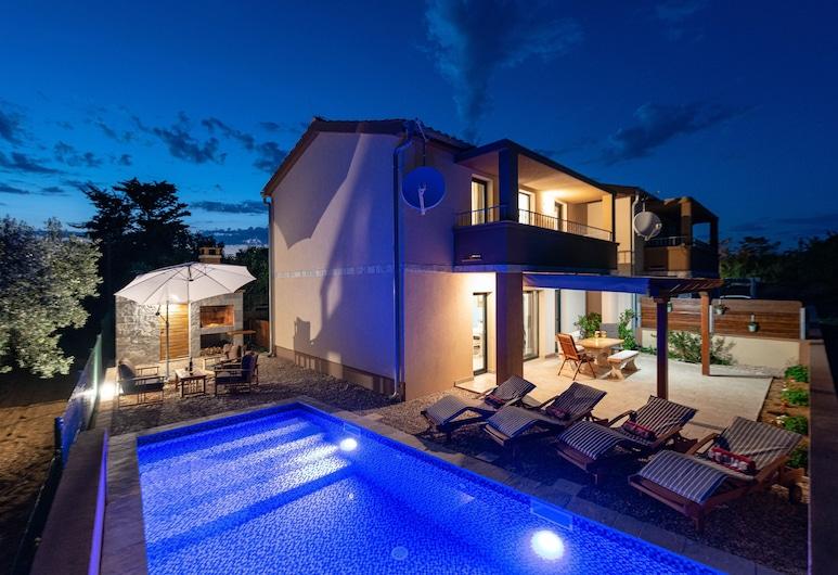 Mediterranean Villa Casa del Sol, Privlaka, Exteriér