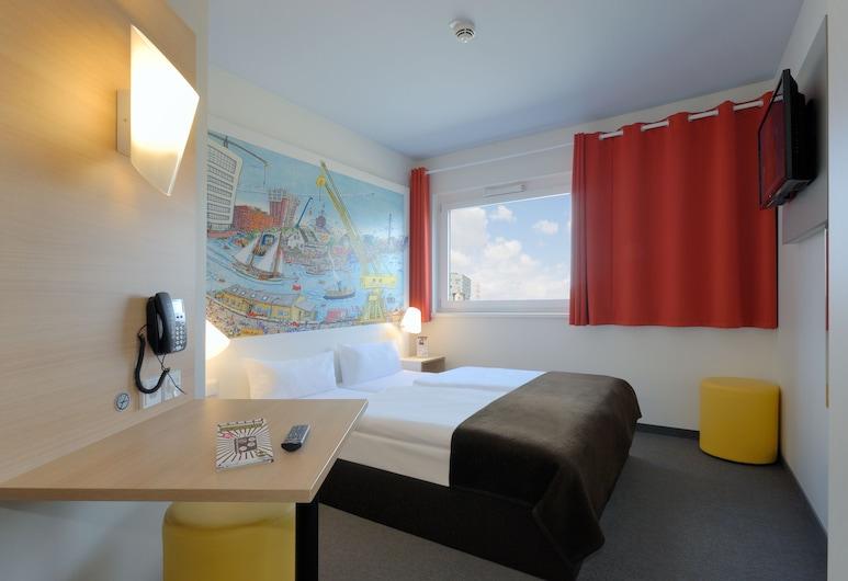 B&B Hotel Hamburg-Harburg, Hamburg, Tvåbäddsrum, Gästrum