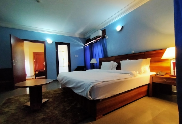 Alta Hotels, Abuja, Executive Suite, Guest Room