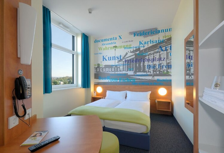 B&B ホテル カッセル シティ, カッセル, ツインルーム, 部屋
