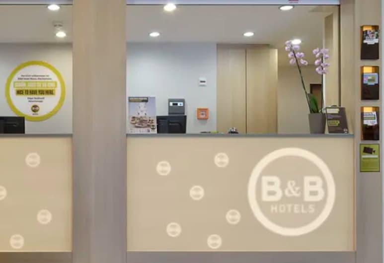 B&B Hotel Mainz-Hechtsheim, 麥茵茲, 櫃台