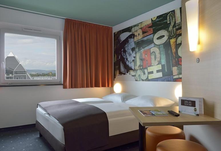 B&B Hotel Mainz-Hechtsheim, Mainz, Familienzimmer, Zimmer