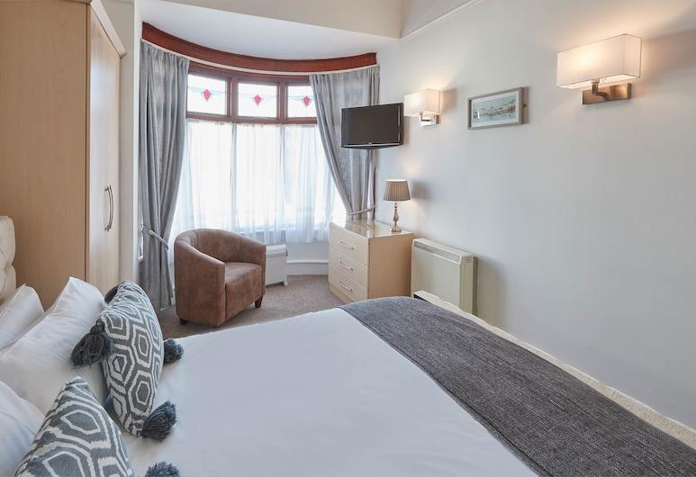 Apartment 3 At Khyber, Whitby, apartman, Szoba