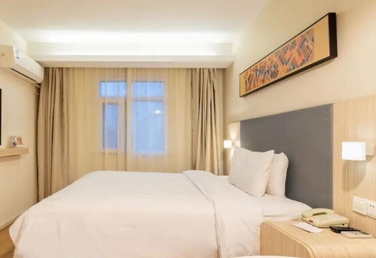 Hanting Hotel Shanghai Tangqiao Metro Station, Šanchajus, Svečių kambarys