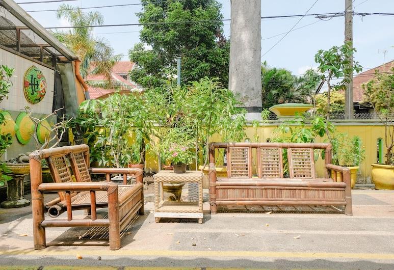 Jonas Homestay, Malang, Lobby