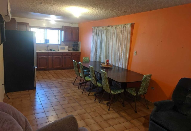 Casa MT, San Felipe, Family Ev, Oturma Alanı