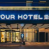Skats no viesnīcas