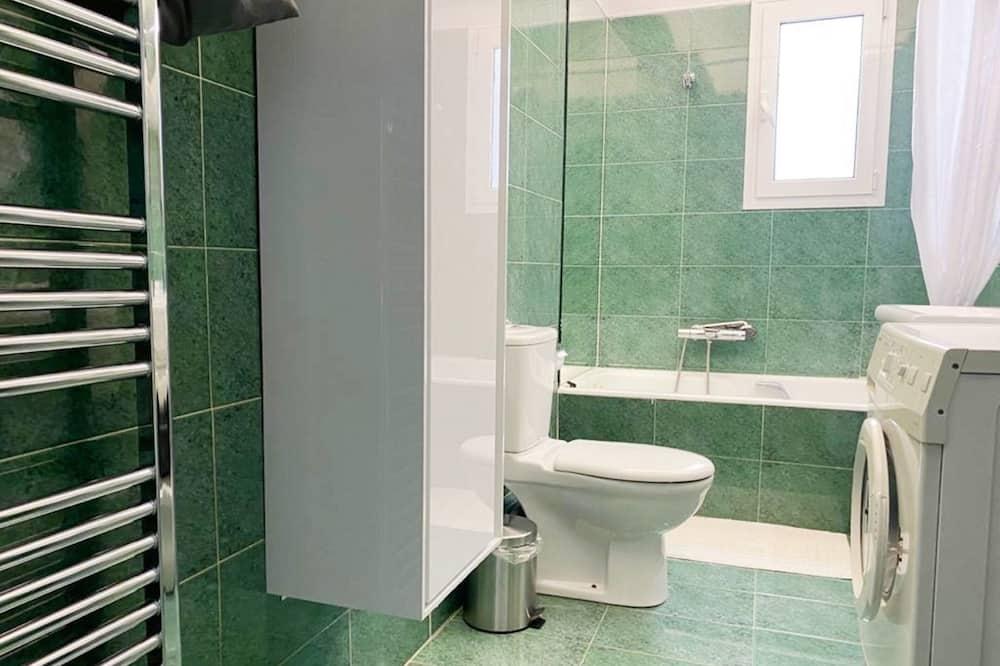高級公寓 - 浴室