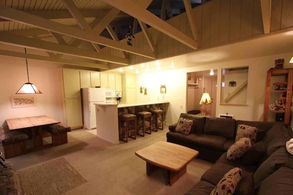 Mieszkanie, 2 sypialnie - Salon