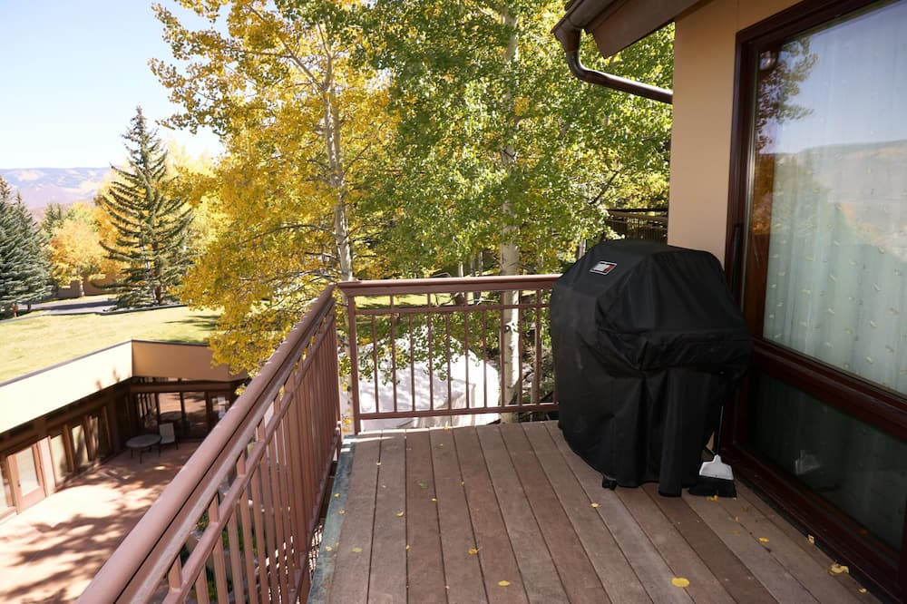 Apartment, Mehrere Betten (Woodrun V Town House) - Balkon