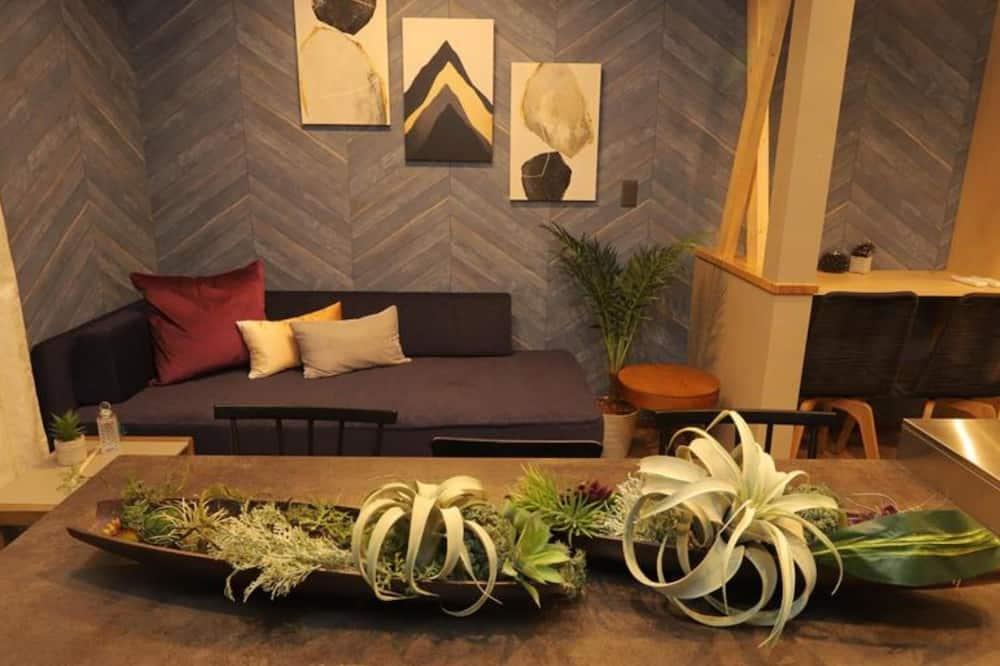 Casa Deluxe (Private Vacation) - Sala de estar