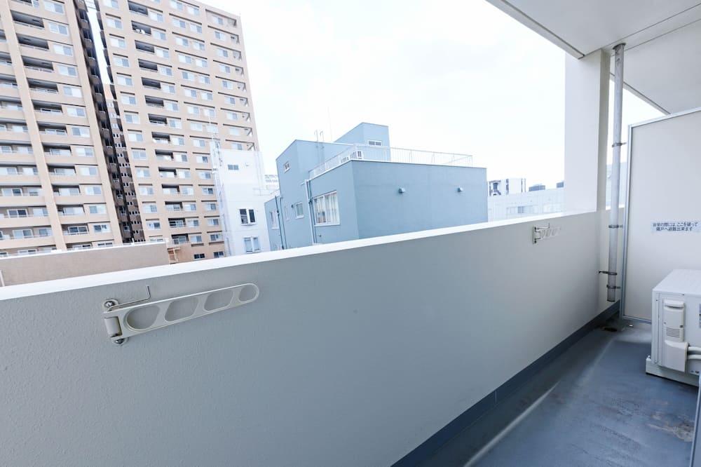 高級公寓, 非吸煙房 (with Parking, 702) - 陽台