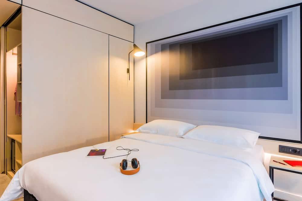 Standartinio tipo dvivietis kambarys, 1 standartinė dvigulė lova - Svečių kambarys