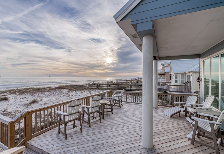 Free6094 6 Bedroom Home, Gulf Shores, House, 6 Bedrooms, Balcony