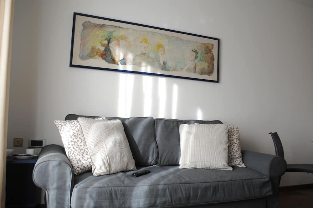 Departamento urbano - Sala de estar