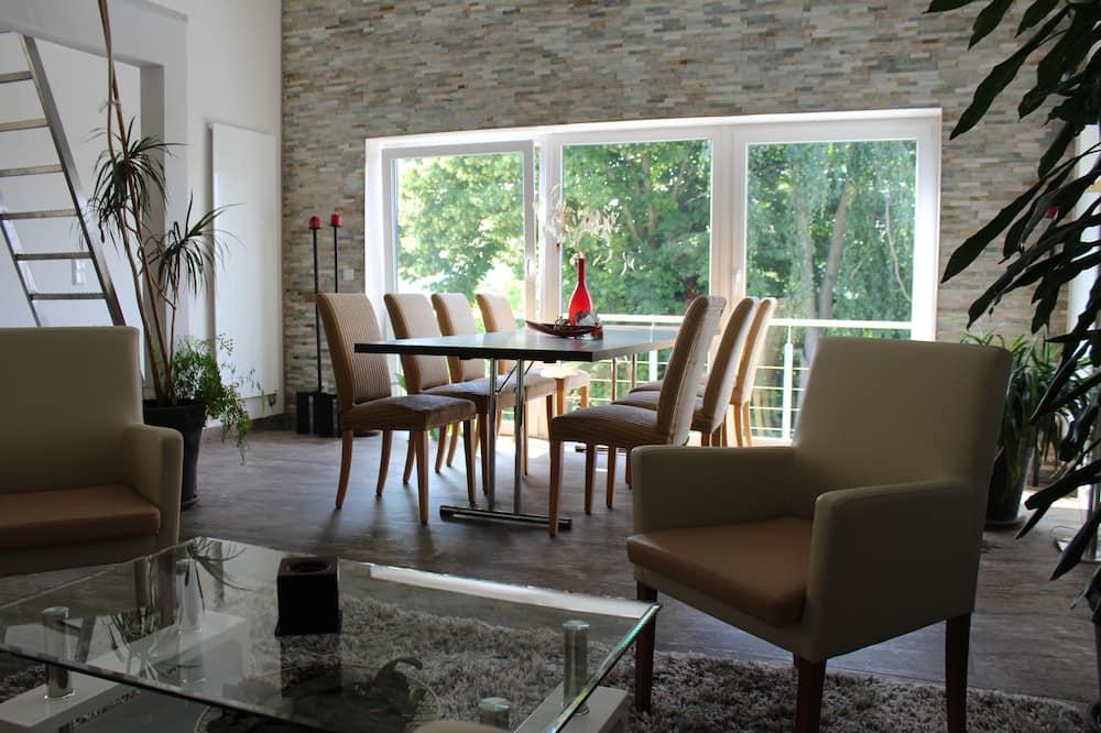 Chata typu Premium (Haus Mühlensiek) - Stravovanie v izbe