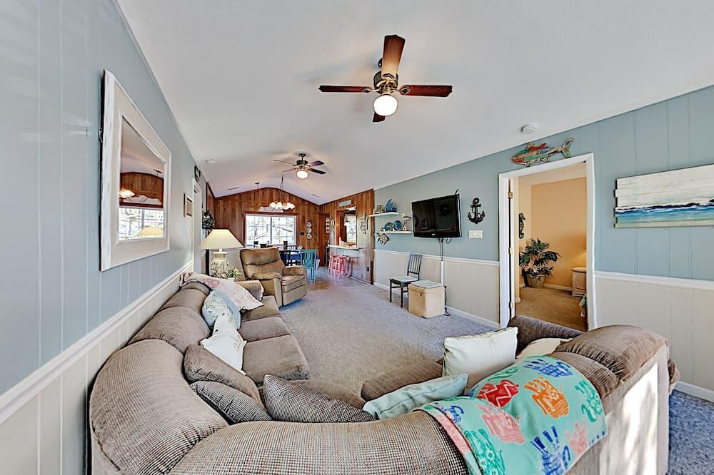 Casa, 5 habitaciones - Sala de estar