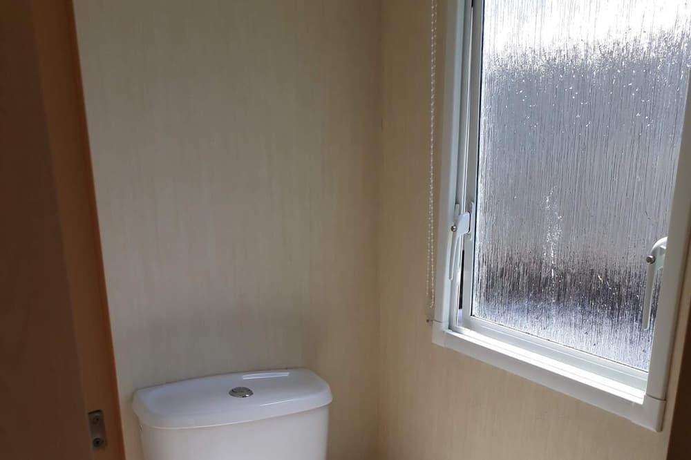 Chatka, viacero postelí - Kúpeľňa