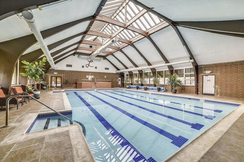 Resortwoning, 2 slaapkamers - Zwembad