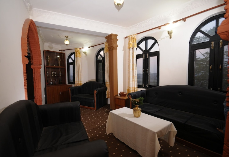 Hotel Manohara Pvt Ltd - Room for 4 Guests, Bhaktapur, Lobby