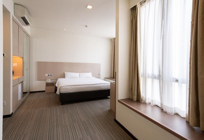 The Quay Hotel Lavender, Singapura, Family Double Room, Bilik Tamu