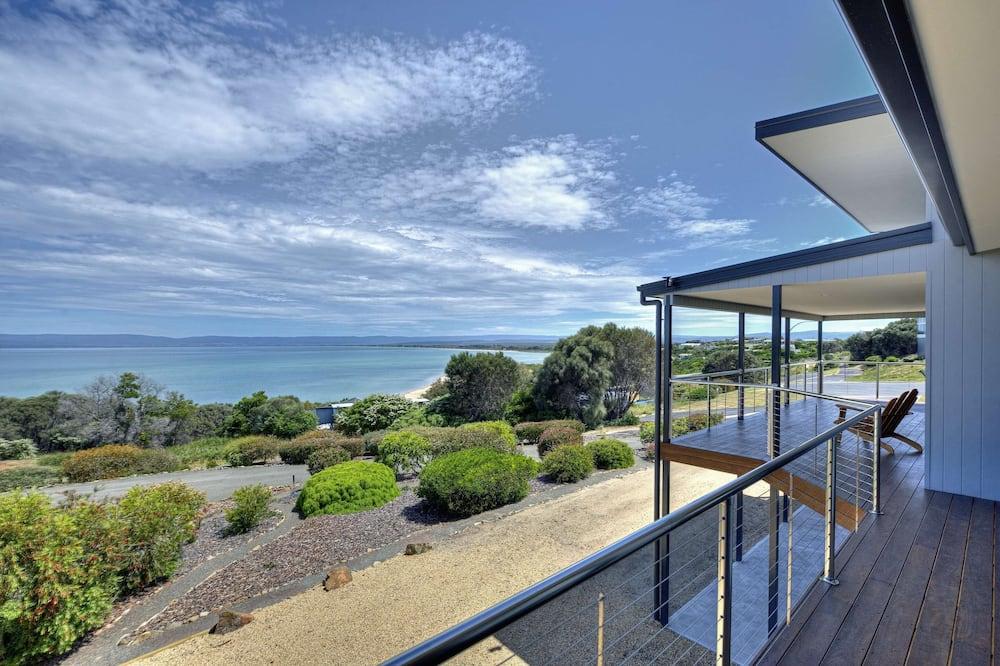 Panoramic-Haus - Blick aufs Wasser