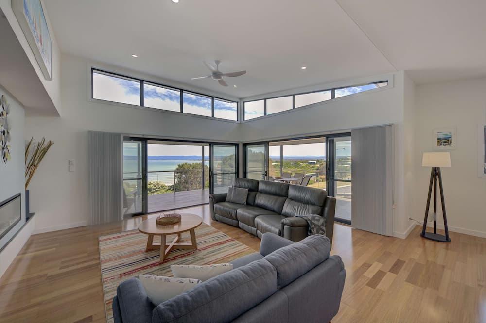Panoramic-Haus - Wohnzimmer