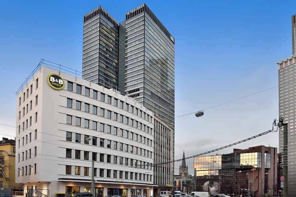 B&B Hotel Frankfurt-Hbf